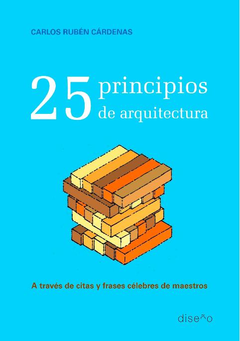 25 principios de arquitectura